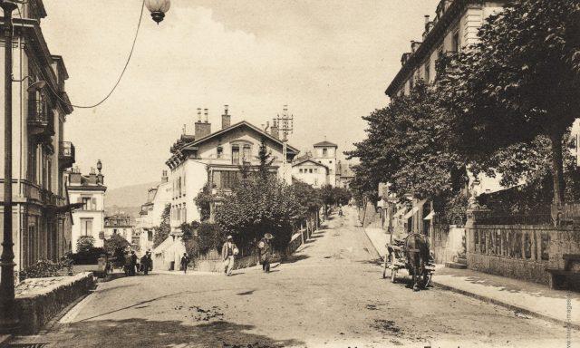 En Estombes – Carrefour Lecoultre