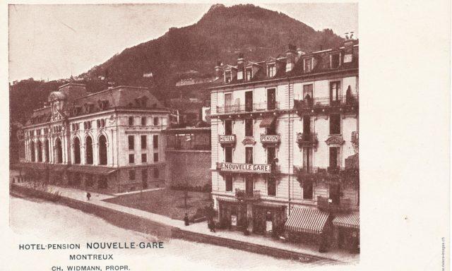 Hôtel Pension Nouvelle Gare