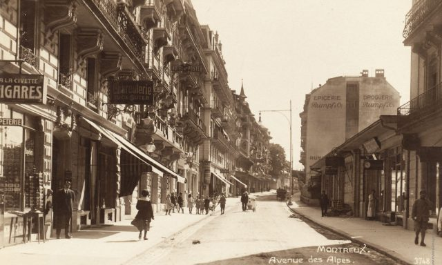 Avenue des Alpes 39