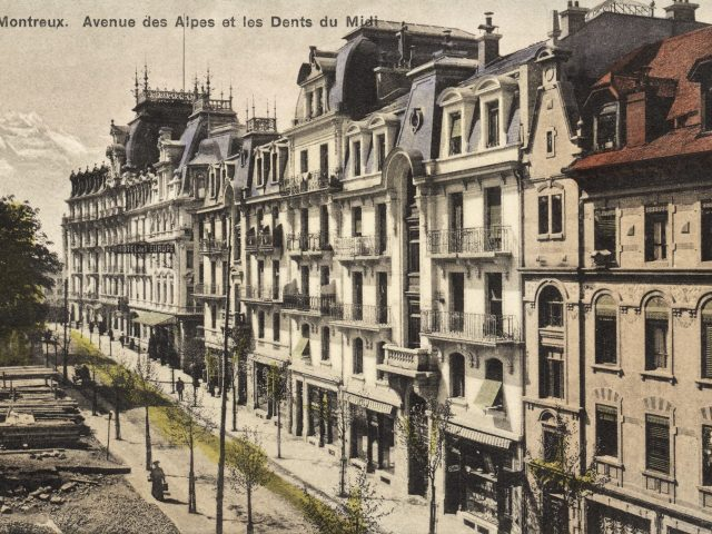 Avenue des Alpes 17-21