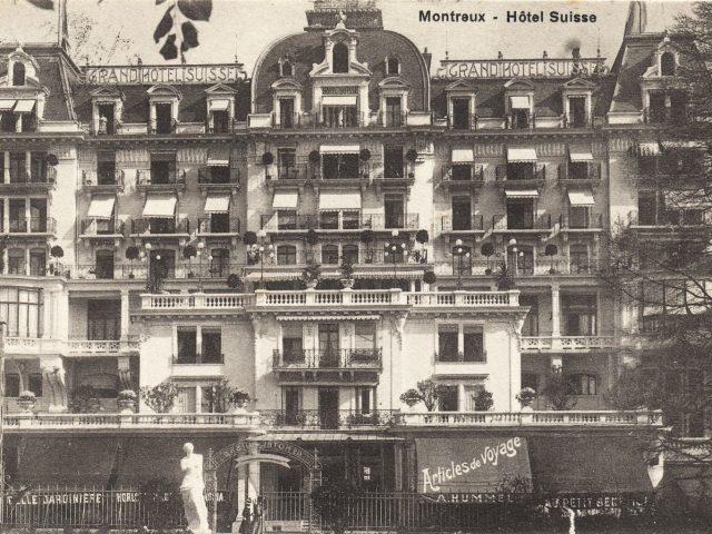 Grand Hôtel Suisse