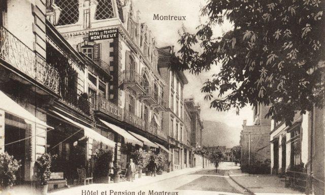 Hôtel-Pension de Montreux