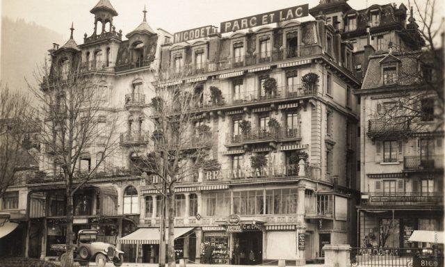 Hôtel Parc et Lac