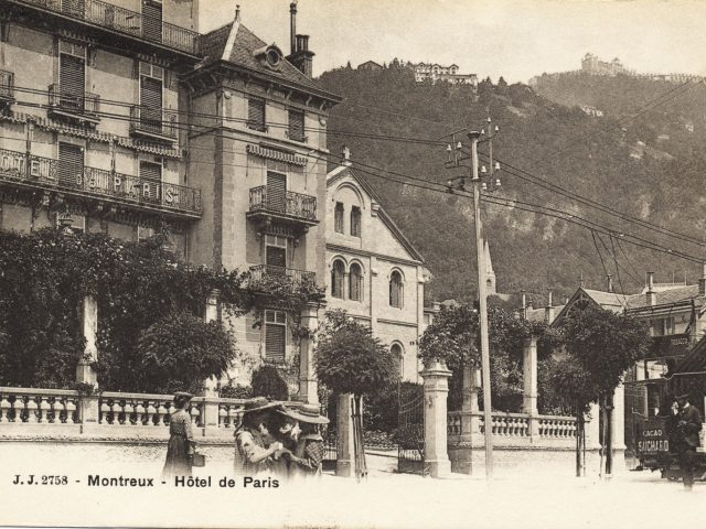 Hôtel Helvétie (S)