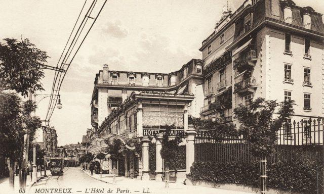 Hôtel Helvétie