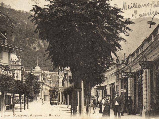Avenue du Casino 25