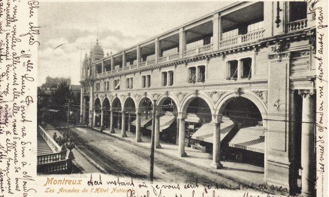 Les Arcades de l'Hôtel National