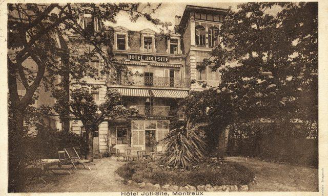 Hôtel Joli-Site