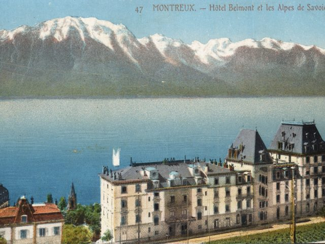 Hôtel Belmont