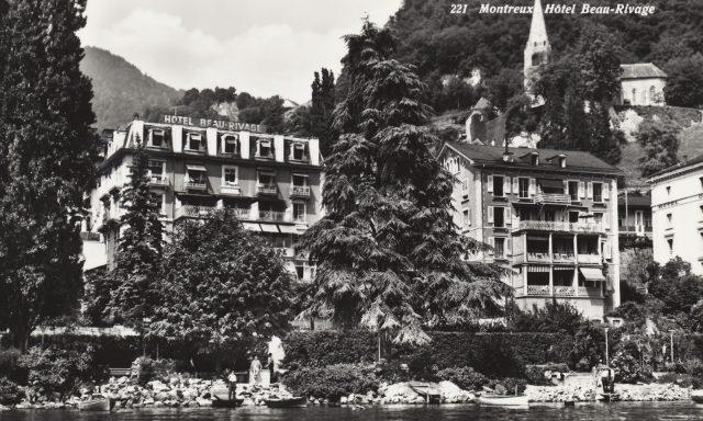 Hôtel Beau-Rivage