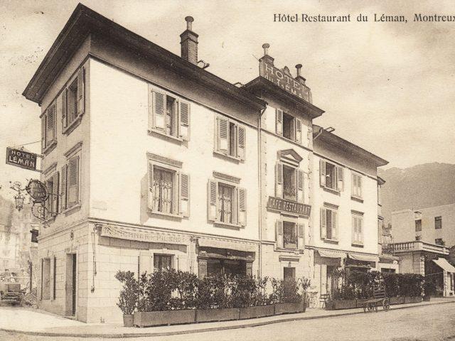 Hôtel du Léman