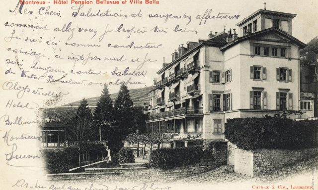 Hôtel-Pension Bellevue et Villa Bella