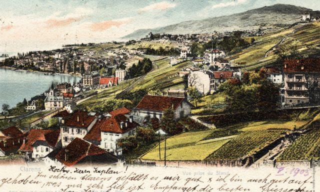 Sentier de jolimont – Construction du Montreux-Oberland