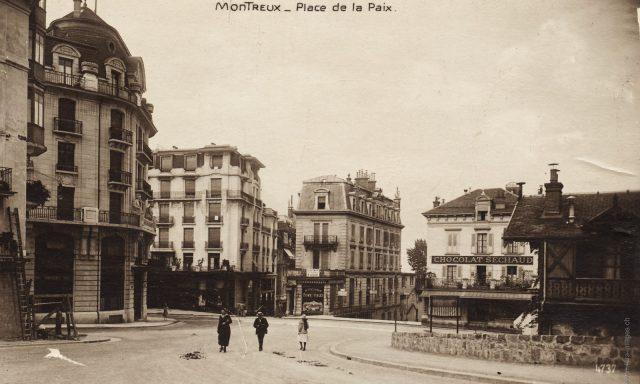 Place de la Paix