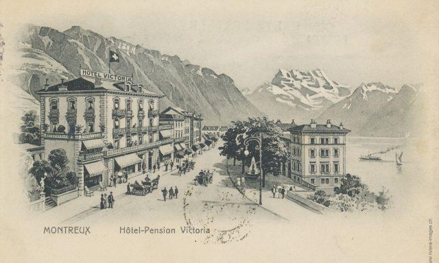 Hôtel-Pension Victoria