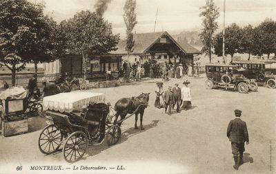 Place du Débarcadère (O)