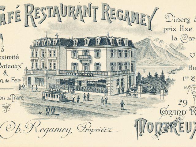 Café Restaurant Regamey