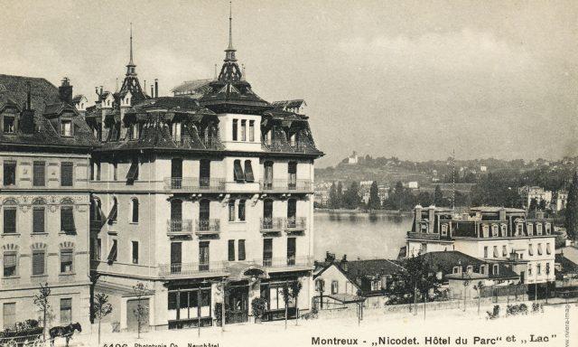 Nicodet, Hôtel du Parc et Lac