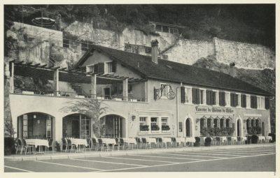 Taverne du Château de Chillon