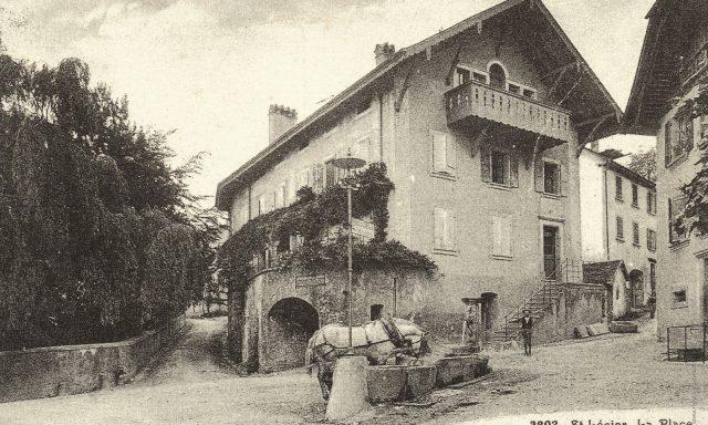 Route des Deux-Villages 1