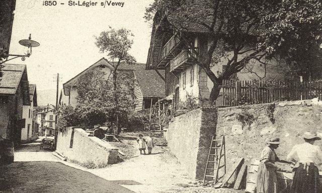 Route des Deux-Villages 34