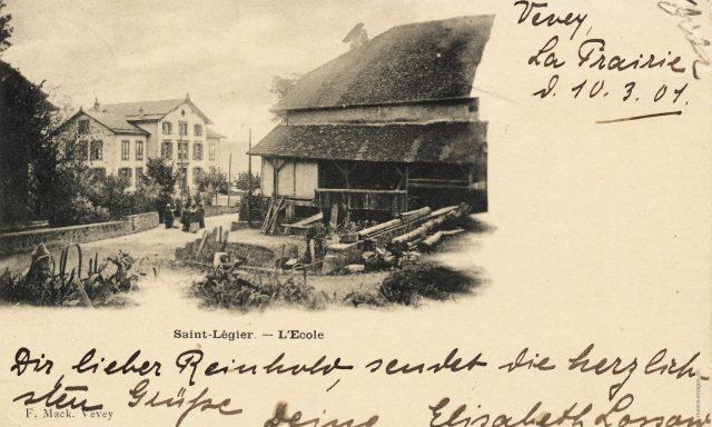 Le Collège de La Chiésaz