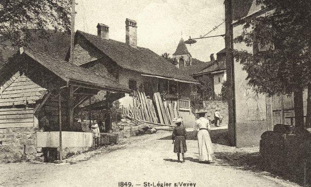 Route des Deux-Villages 54