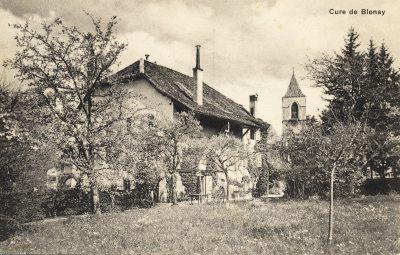 Cure de Saint-Légier