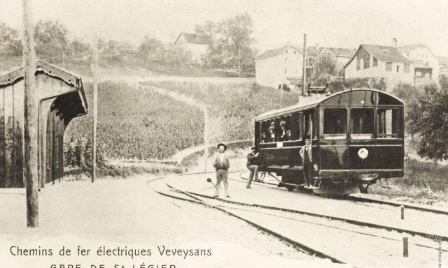 St-Légier Gare