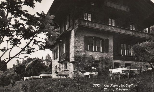 Tea-Room Les Scyllas