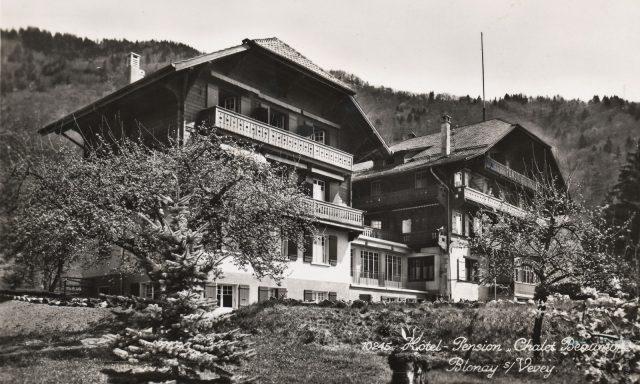 Hôtel-Pension Chalet Beaumont