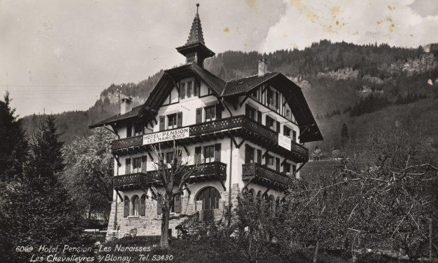 Hôtel Pension Les Narcisses