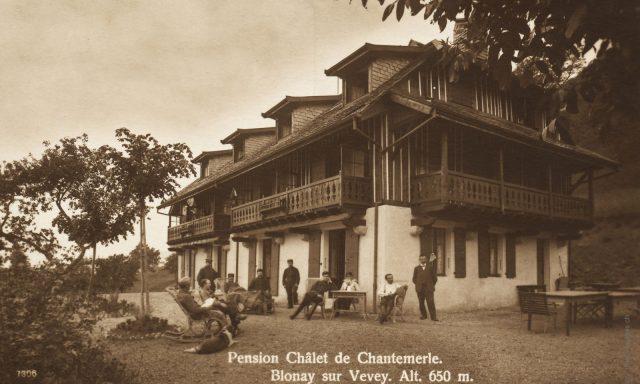 Pension de Chantemerle