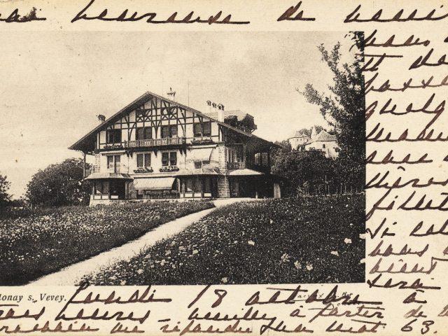 Chalet Lacroix – Fondation Hindemith