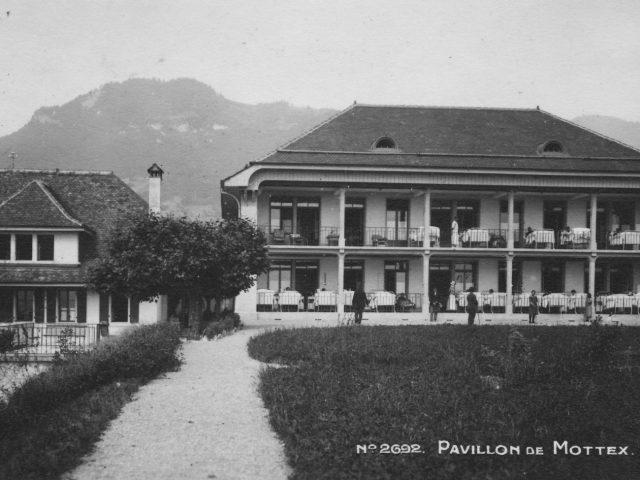 Hôpital de Mottex