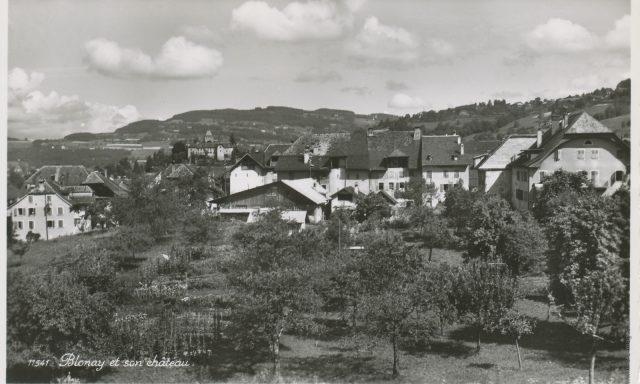 Ruelle de Borjaux