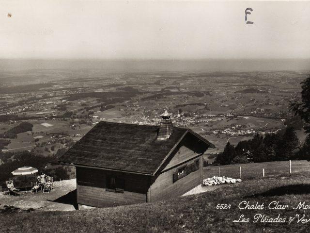 Chalet Clair-Mont