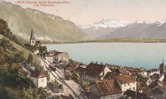 Gare de Montreux-Les Planches