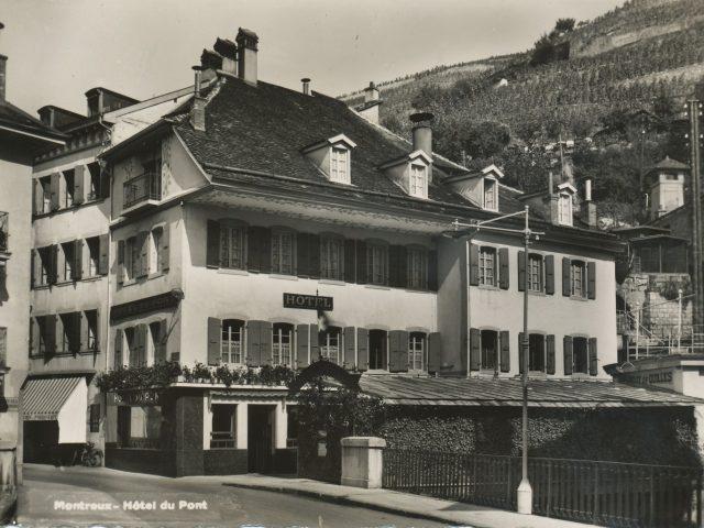 Hôtel du Pont
