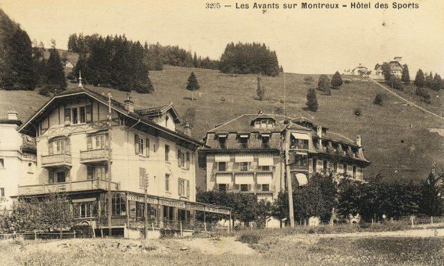 Hôtel des Sports et Confiserie Haberstich