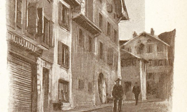 Rue du Port 11