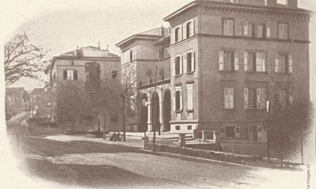 Ancien Collège de Vernex