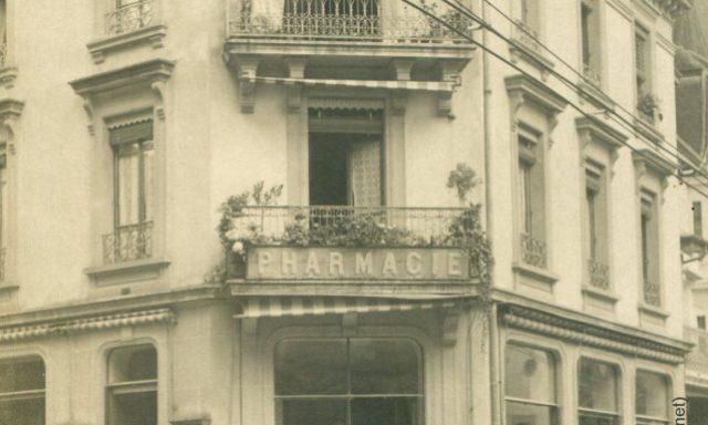 Rue de Byron – Pharmacie