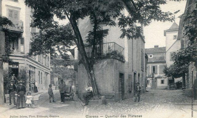 Quartier des Platanes